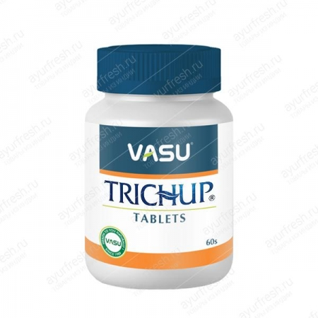 Тричуп (Trichup Hair Nourisher, Vasu), 60 таб