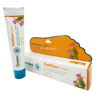 Крем для ног 20 г, Himalaya foot care