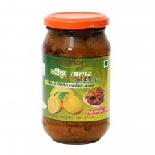 Пикули Лимона 500 г, Patanjali Lemon pickle