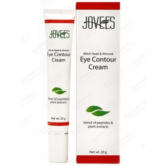Контурный крем для кожи вокруг глаз Джовис 20 гр / Jovees Eye Countour Cream