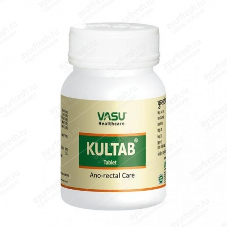 Култаб 60 таб / Vasu Healthcare Kultab Tablets