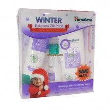 Набор Детский Зимний, Himalaya Herbal Winter Babycare Gift Pack (Combo Of 3)