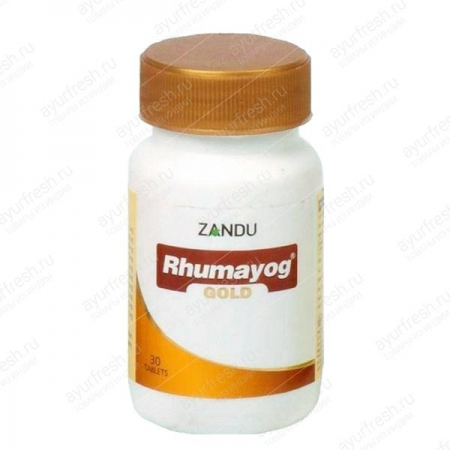 Рхумайог Голд, 30 таб, Zandu Rhumayog Gold Tablets