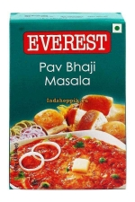 Пав бхаджи масала, Everest - Pav Bhaji Masala Powder 100г
