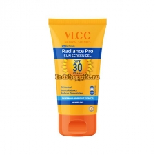 Солнцезащитный гель SPF 30, VLCC Radiance Pro SPF 30 Sun Screen Gel, 50g