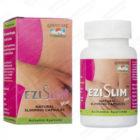 Эзи слим Плюс 60 кап, Goodcare Pharma Ezi Slim Plus