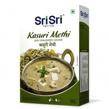 Листья пажитника 25 г, Sri Sri Tattva Kasuri Methi (Dry Fenugreek Leaves)