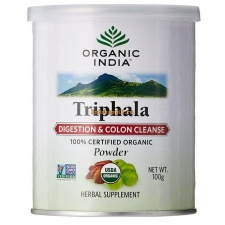 Трифала порошок 100 г, Triphala Powder Organic India