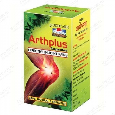Артх плюс 60 кап, Goodcare Arth Plus