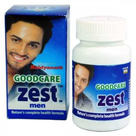 Зест Мужской 60 кап, Goodcare Zest Men