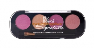 Румяна 4в1 8 гр, Signature 4in1 Professional Blush Blue Heaven