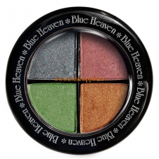 Тени для век, 4x1 Eye Magic Eye Shadow Blue Heaven