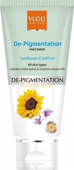 Маска для лица от пигментации 80 г, VlCC De-pigmentation Face Mask