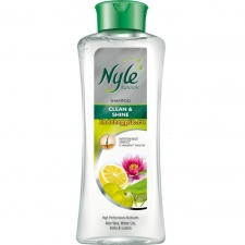 Шампунь Чистота и Блеск 400 мл, NYLE CLEAN and SHINE SHAMPOO