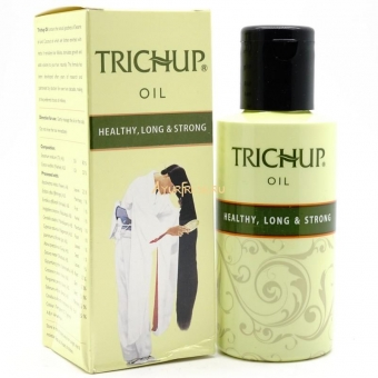 Масло Тричуп 200 мл, Trichup oil VASU Healthy Long Strong