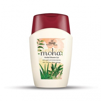 Гель для душа 200 мл, moha: Herbal Shower Gel